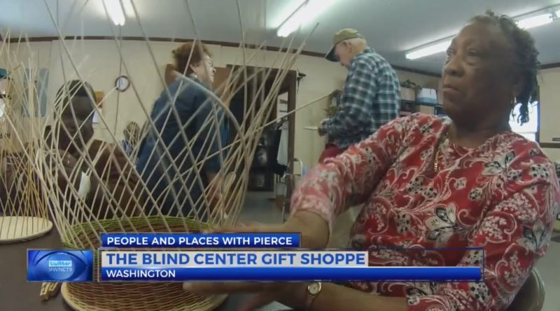 People & Places with Pierce: The Blind Center Gift Shoppe
