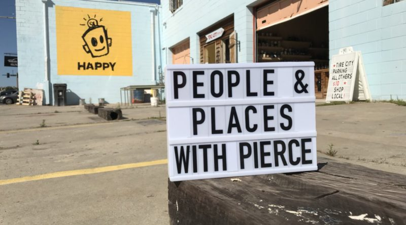 People & Places with Pierce: The Happy Project