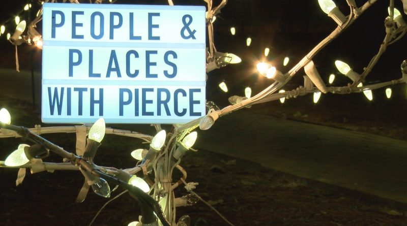 People & Places with Pierce: Christmas In Hopelands