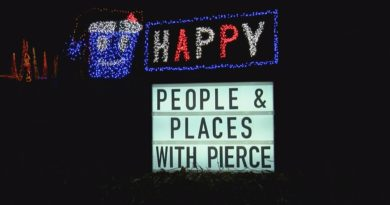 People & Places with Pierce: Lights of the South